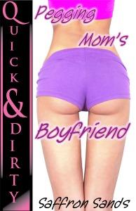pegging Moms Boyfriend cover